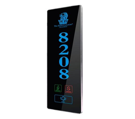 Sinalizador Modelo NPQLO1 - Sinalizador Touch Screen para Hotel, Pousada e Motel